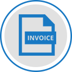 Invoice option icon